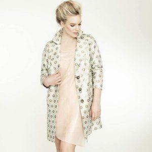 Isabel Toledo x Lane Bryant Blazer Beocade Coat